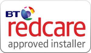 bt redcare monitoring logo