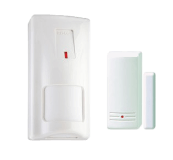 risco wireless alarm detection devices